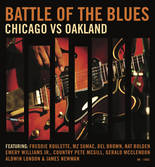 Battle Of The Blues Chicago Vs Oakland – Blind Raccoon