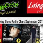 Four Blind Raccoon Artists Place On September 2017 Living Blues Chart