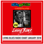 """Johnny Tucker's """"Seven Day Blues"""" Debuts On The January Living Blues Chart"""