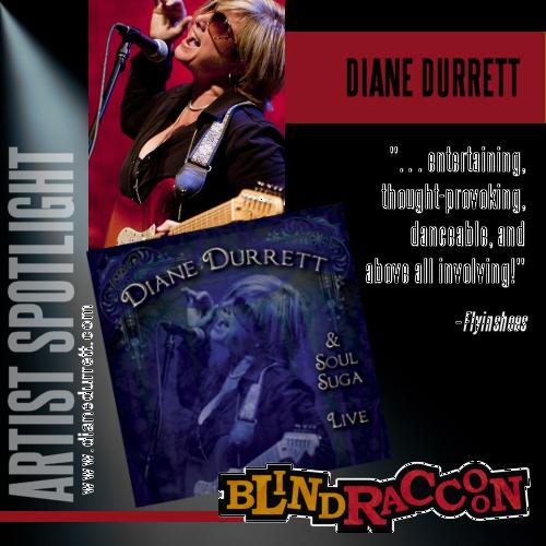 Artist Spotlight ~ Diane Durrett