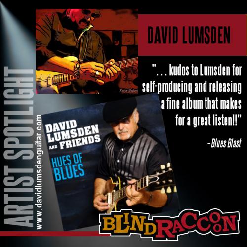 Artist Spotlight ~ David Lumsden