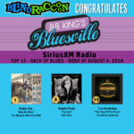 Blind Raccoon Artists on SiriusXM Bluesville's Rack Of Blues August 4, 2018