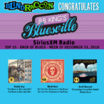 Blind Raccoon Artists On SiriusXM Bluesville's Rack Of Blues December 15, 2018